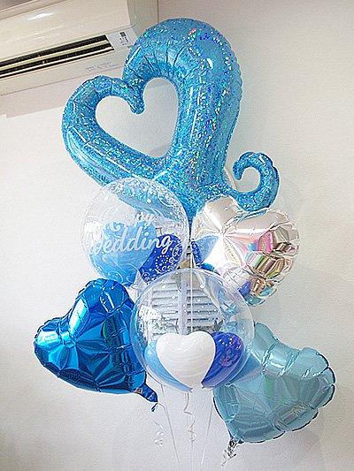 【B342】 Happy Wedding♪ハートに囲ま...