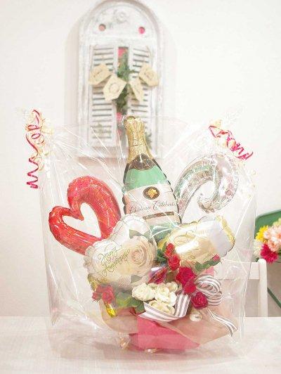 【B348】 結婚祝いや記念日に乾杯!シャ...