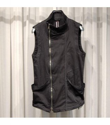 COMBINATION VEST<img class='new_mark_img2' src='//img.shop-pro.jp/img/new/icons21.gif' style='border:none;display:inline;margin:0px;padding:0px;width:auto;' />
