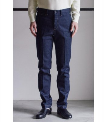 DENIM TROUSERS<img class='new_mark_img2' src='//img.shop-pro.jp/img/new/icons5.gif' style='border:none;display:inline;margin:0px;padding:0px;width:auto;' />