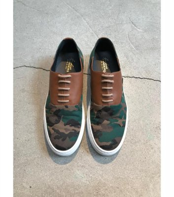 """JOSHUA SANDERS"" LACE UP SNEAKERS<img class='new_mark_img2' src='//img.shop-pro.jp/img/new/icons21.gif' style='border:none;display:inline;margin:0px;padding:0px;width:auto;' />"