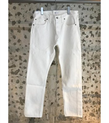 【CANTON OVERALLS】 5Pocket Old Style Straight with Button <img class='new_mark_img2' src='//img.shop-pro.jp/img/new/icons24.gif' style='border:none;display:inline;margin:0px;padding:0px;width:auto;' />