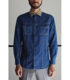 DENIM SHIRTS<img class='new_mark_img2' src='//img.shop-pro.jp/img/new/icons21.gif' style='border:none;display:inline;margin:0px;padding:0px;width:auto;' />