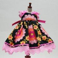 フラワーpt ドレス set