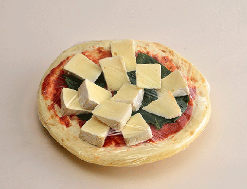 カマンベールピザ お得な2枚セットの画像