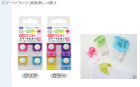 スマートピタック カラー(4個入)
