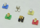 表面実装用カラーチェック端子[HK-5-S白] (1REEL1000個入)