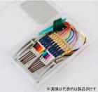 超低抵抗・世界最小テストクリップ FP-7L 10色セット [FP7S-10-SET]