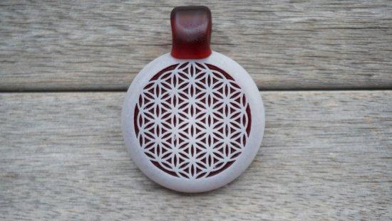 Maze glass pendant c mozeypictures Gallery