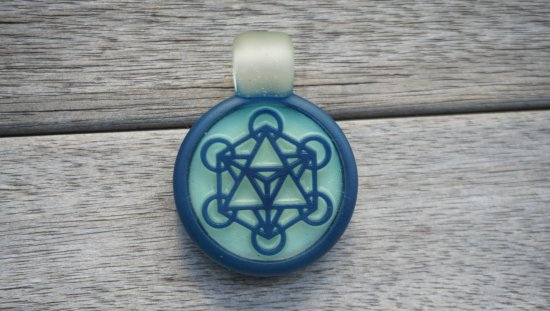 Maze glass pendant special a mozeypictures Gallery