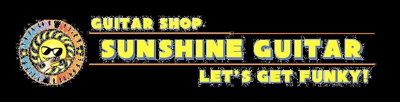 Sunshine Guitar  奈良市・生駒市でのギターのレッスン・販売・買取・修理のご相談は サンシャインギターへ♪無料体験レッスンやってます♪