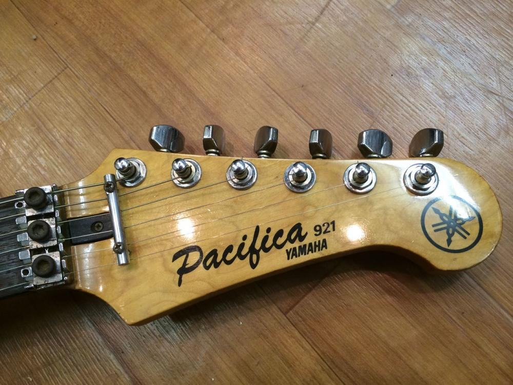 YAMAHA       PACIFICA       921                                                                                             Sunshine Guitar