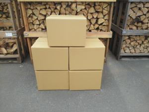 ナラ 乾燥薪 40cm 125kg 5箱