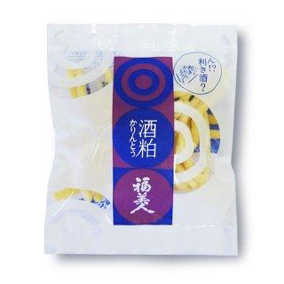 酒粕かりんとう<br>【福美人】30g
