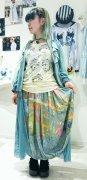 【Acryl-CANDY】17SS アニマル・バルーン レプラコーンエッグ 切替バルーンスカート