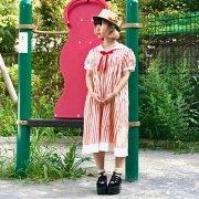 70%OFF【Acryl-CANDY】ストレルカ・セーラーワンピ(RD)