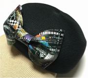 30%OFF【FishBornChips】Big ribbon ビッグリボン サマーベレー