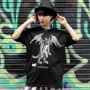 【Ouija board】 Demon cat Tsh デーモンキャット Tシャツ