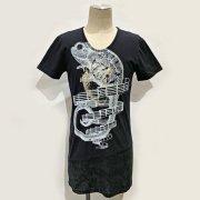 【Acryl agitt】金の林檎とカメレオン 裾切替Tsh