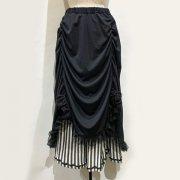 【Corbusier Syndrome】 マーメイドレイヤードスカート