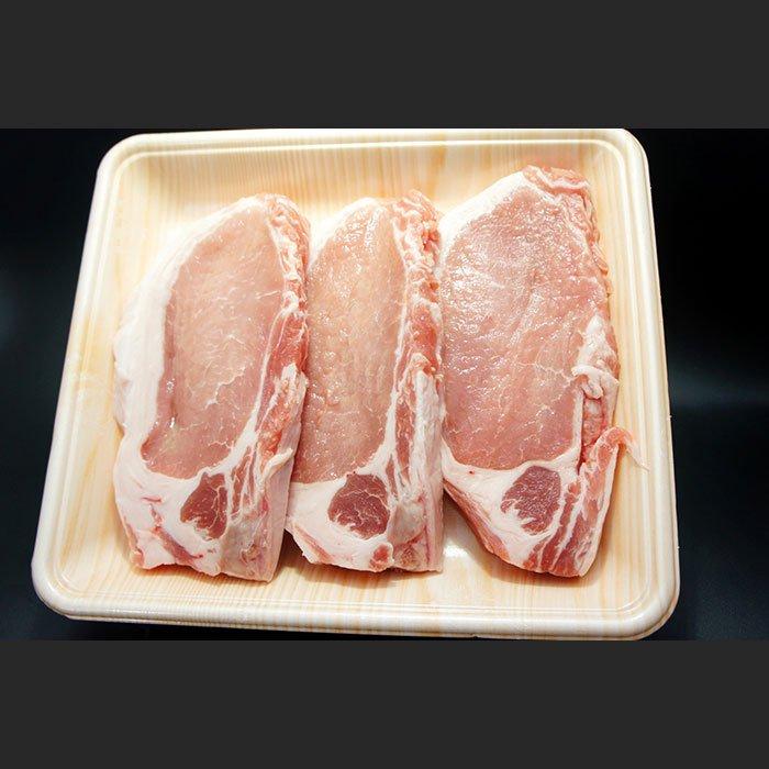 みるく豚 テキカツ用 500g 冷蔵便