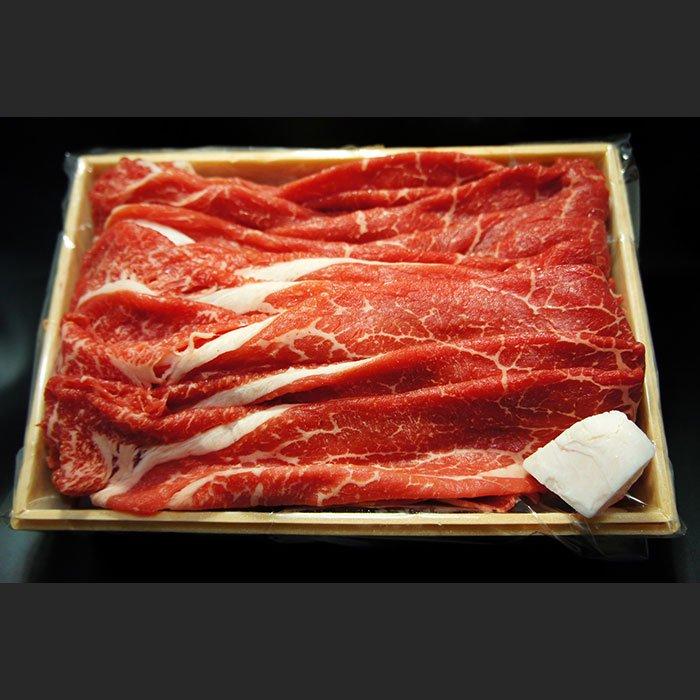 宝牧場牛 モモ すき焼き 1kg 冷蔵便