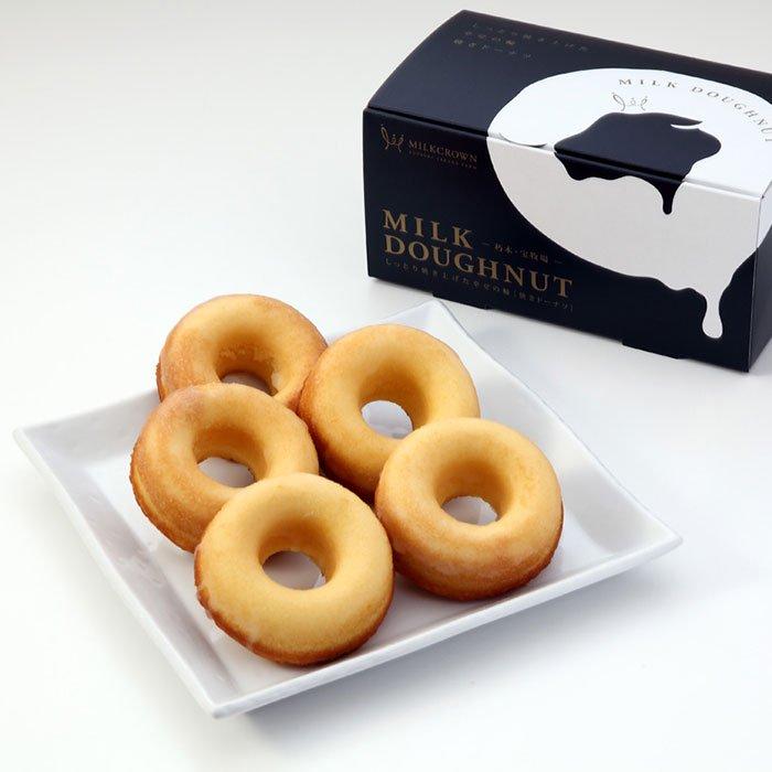 ミルクドーナツ プレーンセット