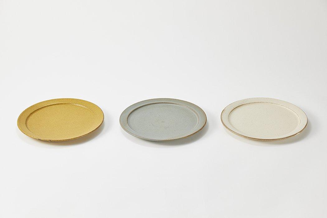 SHIROUMA(しろうま)  /  洋皿15cm