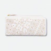 URUSHINASHIKA(ウルシナシカ)Wallet / paisley