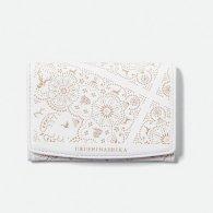 URUSHINASHIKA(ウルシナシカ)Card case / paisley