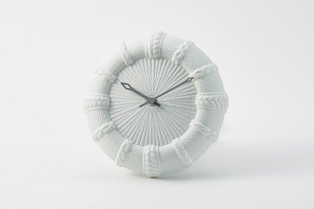 Trace Face clock (トレースフェイス クロック)