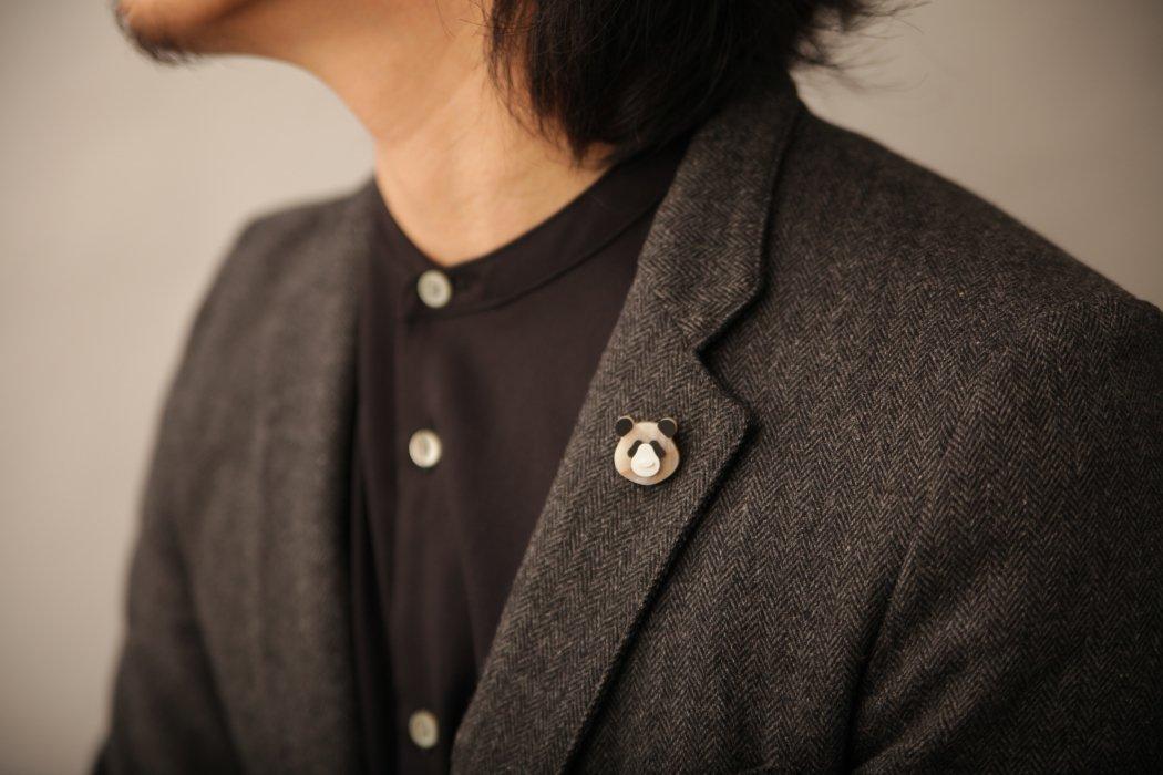 ANIMALE (アニマーレ)動物モチーフピンズ