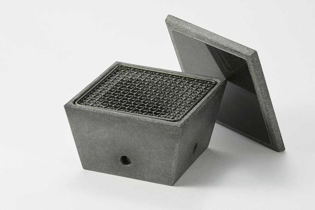 【メーカー直送商品】石乃炙り鉢 Mサイズ