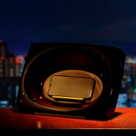 PIAX スマートフォン用木製ステレオスピーカー COAT&ECHO