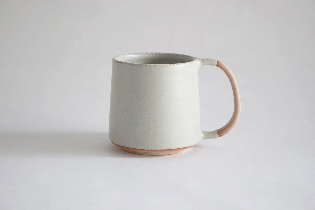 陶徳窯/ マグカップ(素地)