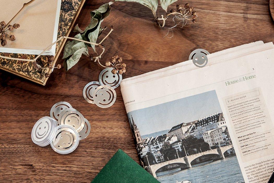 Happy Face Clip(ハッピー フェイス クリップ)