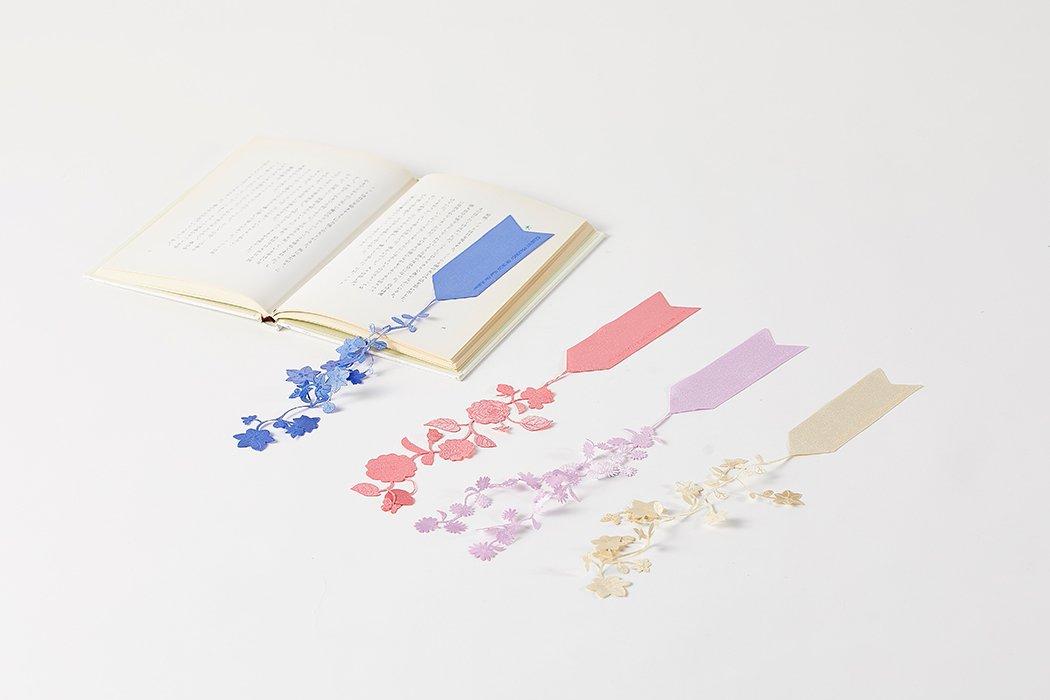 SEE OH! Ribbon (しおりぼん・シオリボン)/  Flower