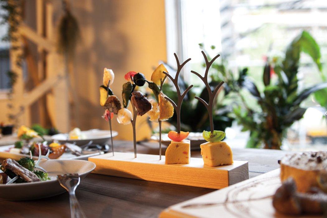 TREE PICKS(ツリーピックス) ステンレス製ピック