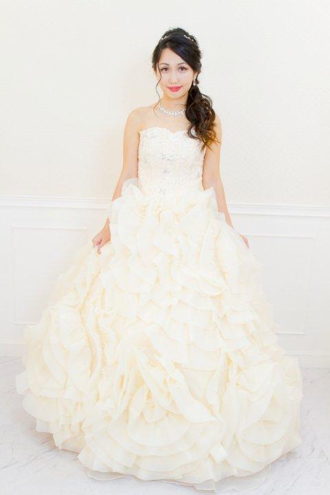 2b124214109f9 №6 105 プリンセスドレス - 名古屋 格安ウエディングドレス&タキシード ...
