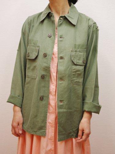 アメリカ軍ミリタリーシャツジャケット