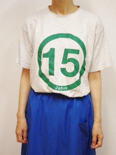 15プリントTシャツ