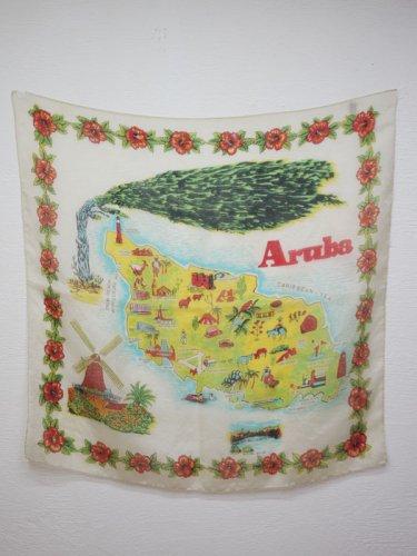 Arubaのスーベニアスカーフ