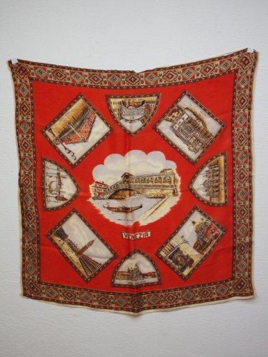 Veneziaのスーベニアスカーフ