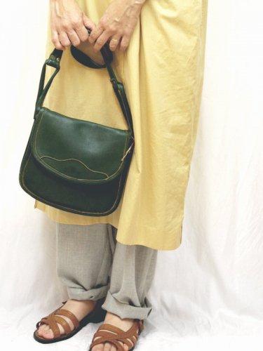 L.L.BEAN SIGNATUREのレザーバッグ