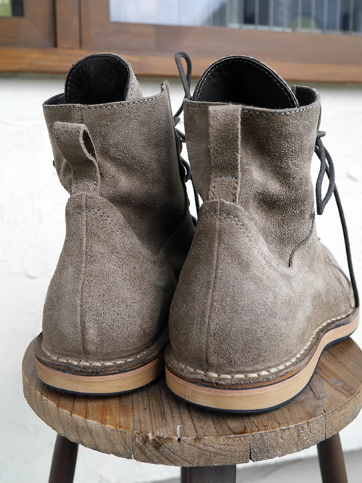 Punto Pigro, プントピグロ, #884, Lace Up Boots, レースアップブーツ