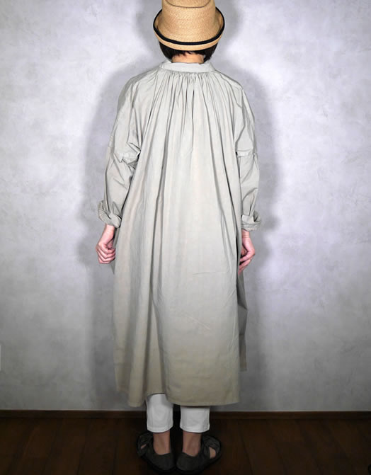 ichi Antiquite's, イチアンティークス, 500101,Wash Overdie Selvedge Lab Dress