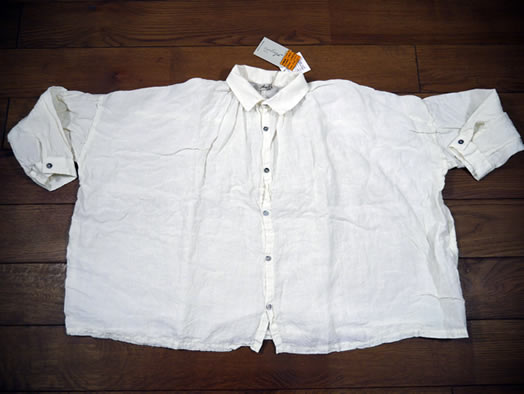 ichi Antiquite's, イチアンティークス, 500107, Color linen Shirt