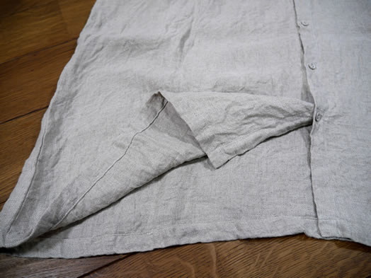 ichi Antiquite's, イチアンティークス, 500623, Linen Frill One Piece