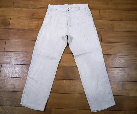 ichi Antiquite's, イチアンティークス, 500634, Linen Denim Pants