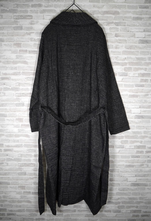ichi Antiquite's, イチアンティークス, 500635, Linen Wool Washer Gown